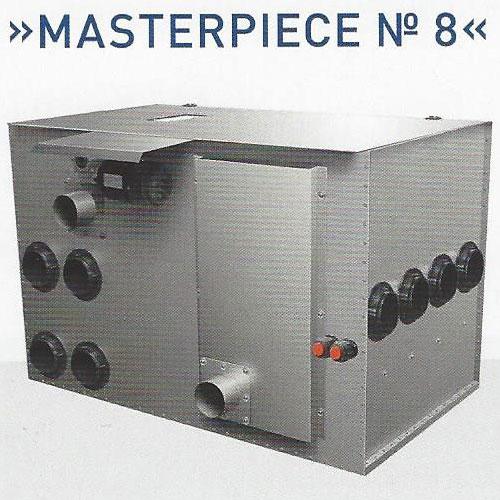 Masterpiece-No8 Endlosbandfilter