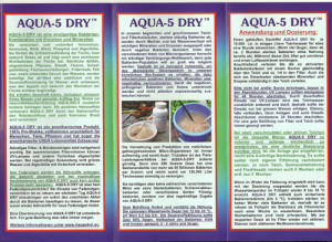 Happykoi Aqua-5-Dry-Flyer