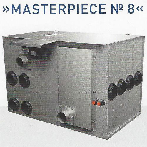 Masterpiece-No8 Endlosbandfilter