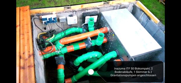 Schwerkraftfilter Serviceleistungen