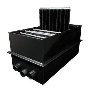 Genesis EVO Brush Bürstenfilter