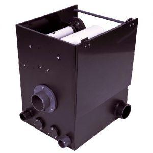 Genesis EVO3 300 Vliefilter Pumpversion